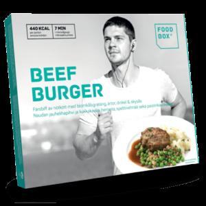 Foodbox Beef Burger